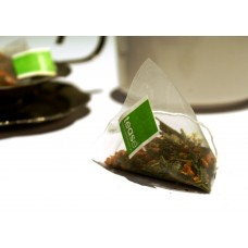 Genmaicha Pyramid tea bags