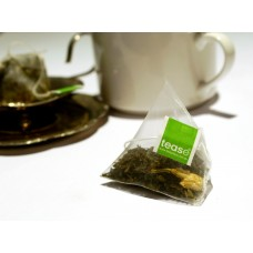 Green & Jazzy Pyramid tea bags