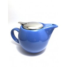 400ml Blue tea pot