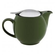 ZERO Japan 450ml tea pot Forrest Green
